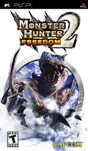Free Download Games monster hunter freedom 2  PPSSPP ISO Untuk Komputer Full Version ZGASPC