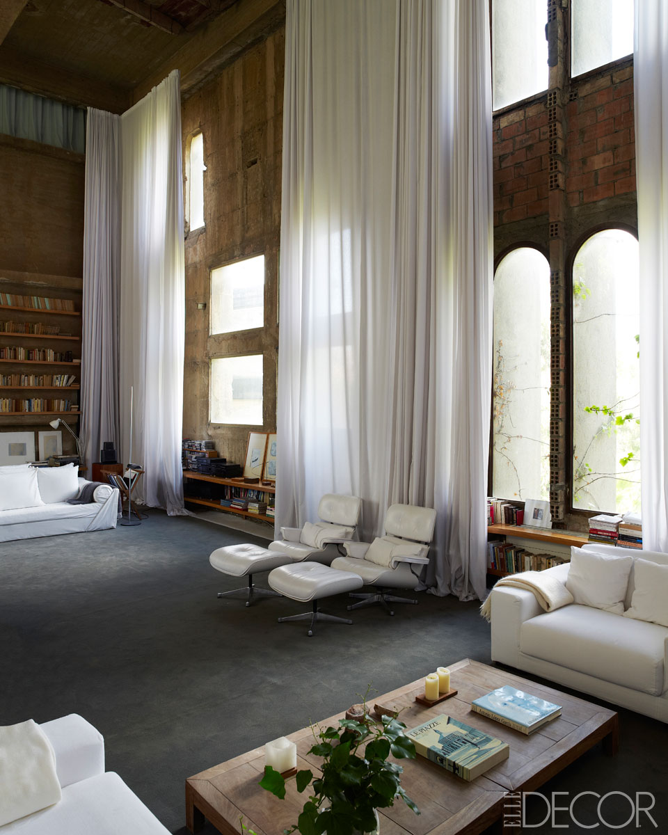 Loveisspeed concrete poetry ricardo bofill architecture the acclaimed spanish architect - Old cement factory turned home ...