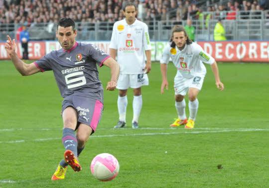 Résumé vidéo Brest Rennes 1-0