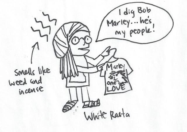 Vintage Adoption Agency Rasta Explains T-shirt Selection