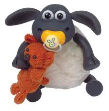 Timmy Shaun The Sheep