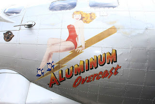 Airplanista Aviation Blog: EAA's Aluminum Overcast: This Flying Fortress Still Has a Very Important Mission