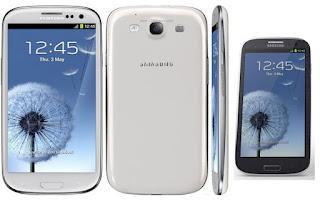 Ponsel Samsung I9300 Galaxy S III