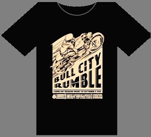 Bull City Rumble 2012 Shirt