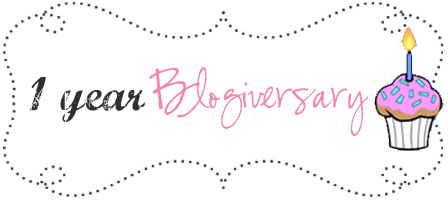 The Showplace turns ONE! #Blogiversary