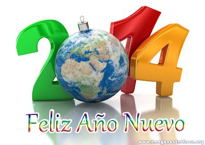 Feliz 2014, Feliz año nuevo