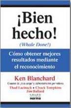 Bien Hecho   Ken Blanchard