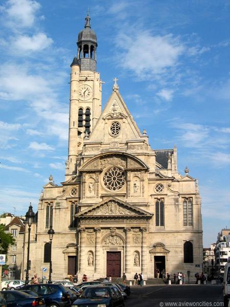 Paris touristic information as an insider the latin quarter - Cuisine darty modele sorbonne ...