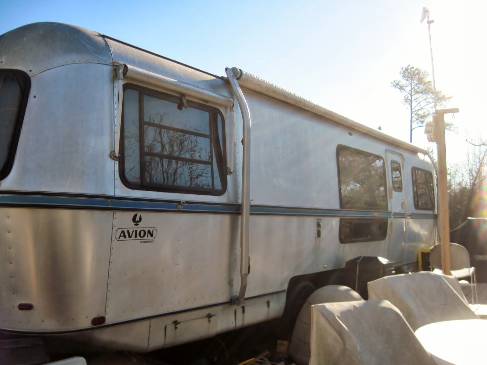Avion RV trailer