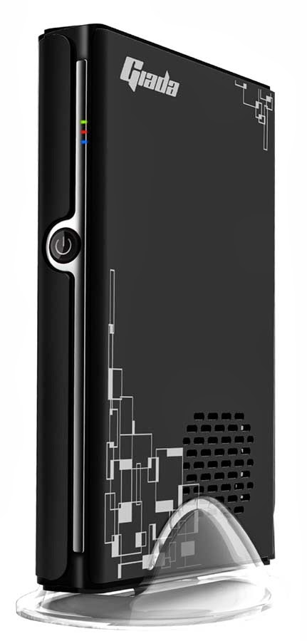 Giada Mini PC i56, a book-size go-for-green life computer