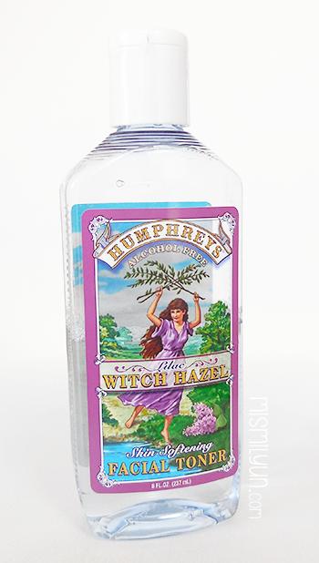 witch hazel lilac HUMPHREYS