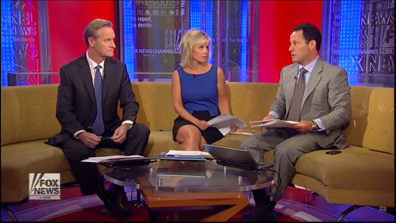 : Anna Kooiman, Heather N. and Heather C. caps @ Fox and Friends 1st