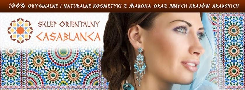 Kosmetyki naturalne z Maroka i innych krajów arabskich