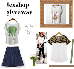 JEXSHOP INTERNATIONAL GIVEAWAY - SORTEO