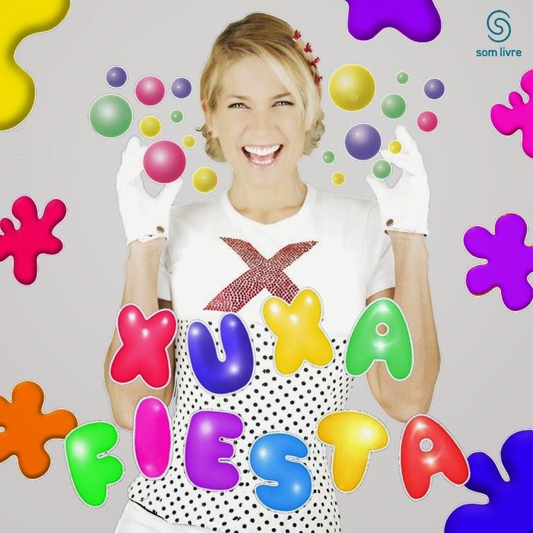DVD XUXA FIESTA