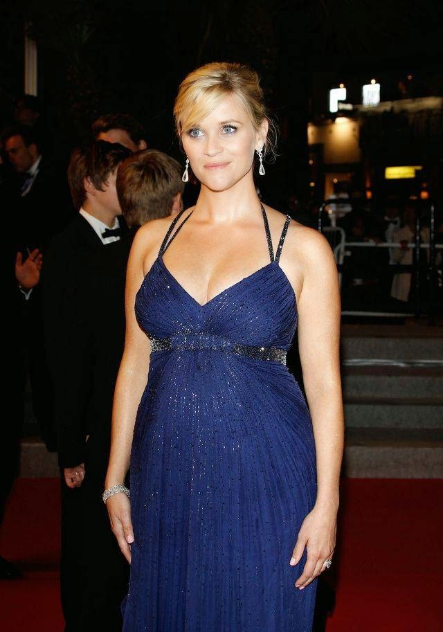 Pregnant Reese Witherspoon During Pregnancy