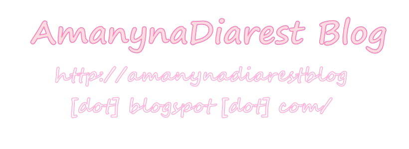 AmanynaDiarest's Blog