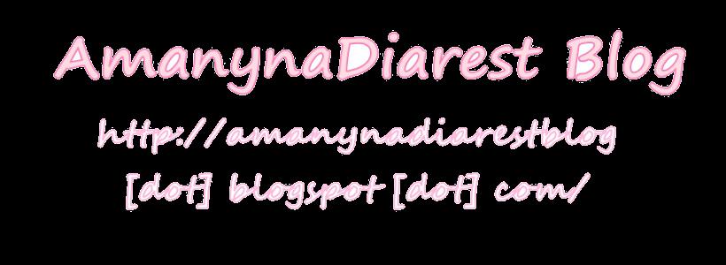 AmanynaDiarest's Blog