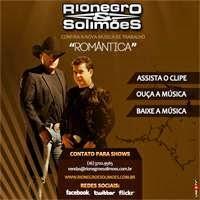 Rionegro e Solimões - Romântica - Mp3 (2013)