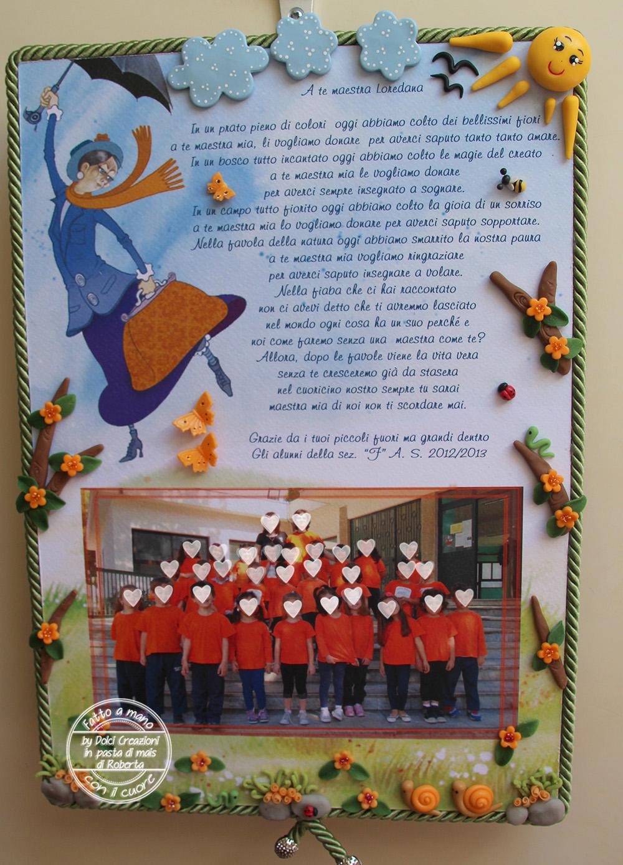 Nice idee regalo maestre bx06 pineglen for Siti maestre scuola infanzia