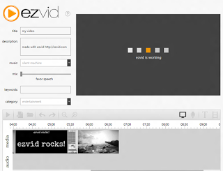 ezvid screen recorder