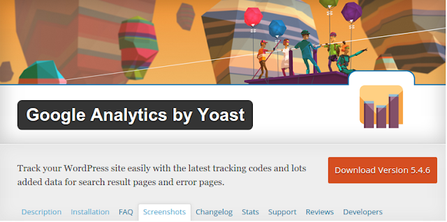 Google Analytics Plugin Image - Find Your Wordpress blog Audience