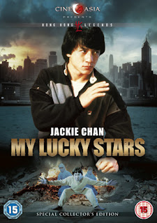 Jackie Chan My Lucky Stars DVD