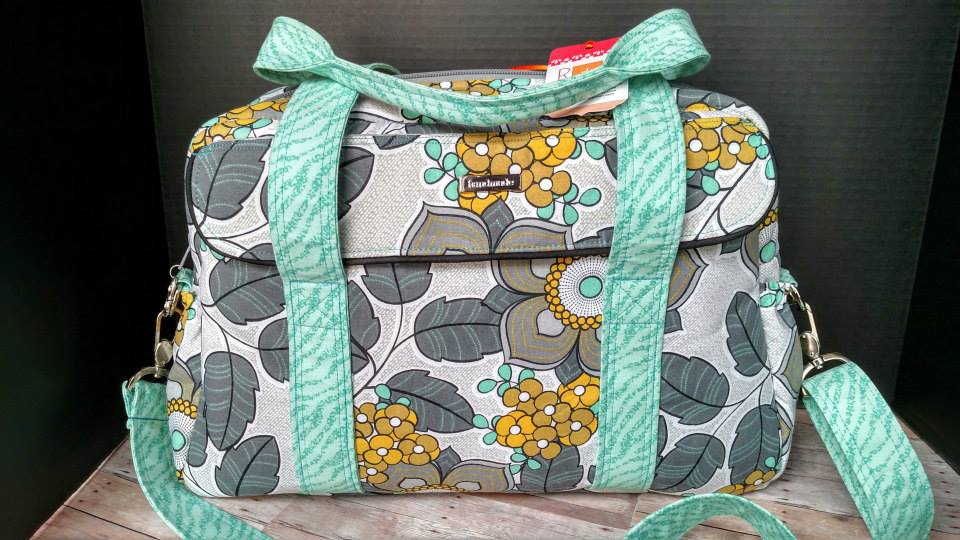 Mrs H - the blog: Winners of the Nappy Bag Sew along