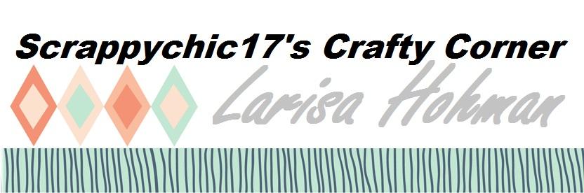 Scrappychic17's Crafty Corner