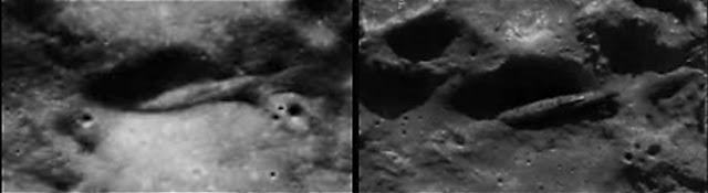 Nasa Luna NAve Apolo 20 monalisa