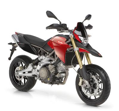 Aprilia Dorsoduro Motociclo Immagini Modificazione