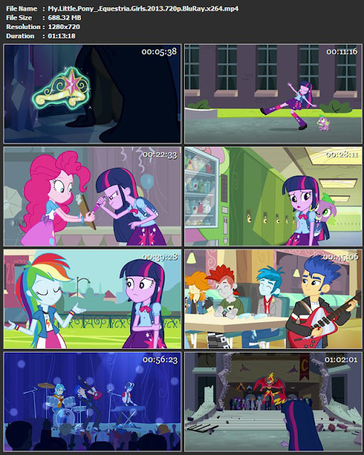 mlp equestria girls full film