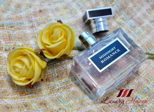 luxury haven reviews ralph lauren fragrance midnight romance