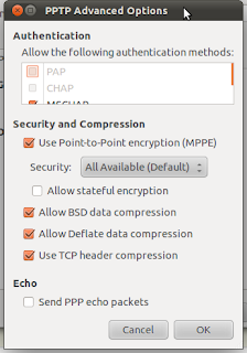 Tricky VPN settings on Ubuntu 11.04