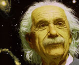 Albert Einstein © National Geographic Image Collec/Alamy