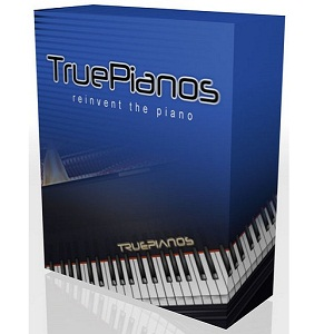 Descargar Plugin de pianos realistas para Fl Studio TruePianos True+pianos