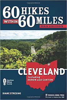 Cleveland hiking book