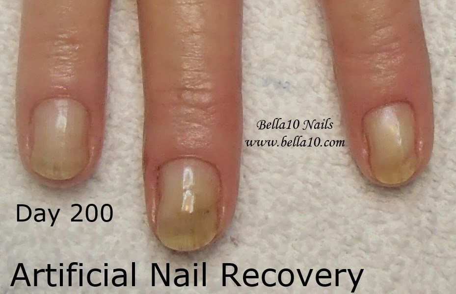 Bella10 Nails: The Secret to Artificial Nail Recovery
