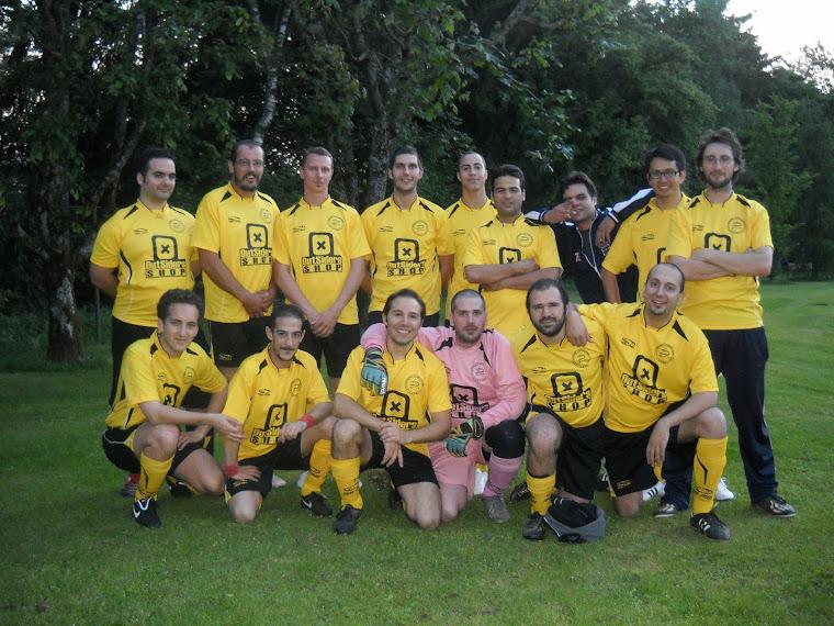 Team Derby yellow