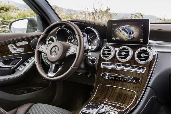 Mercedes Benz presentó la nueva GLC
