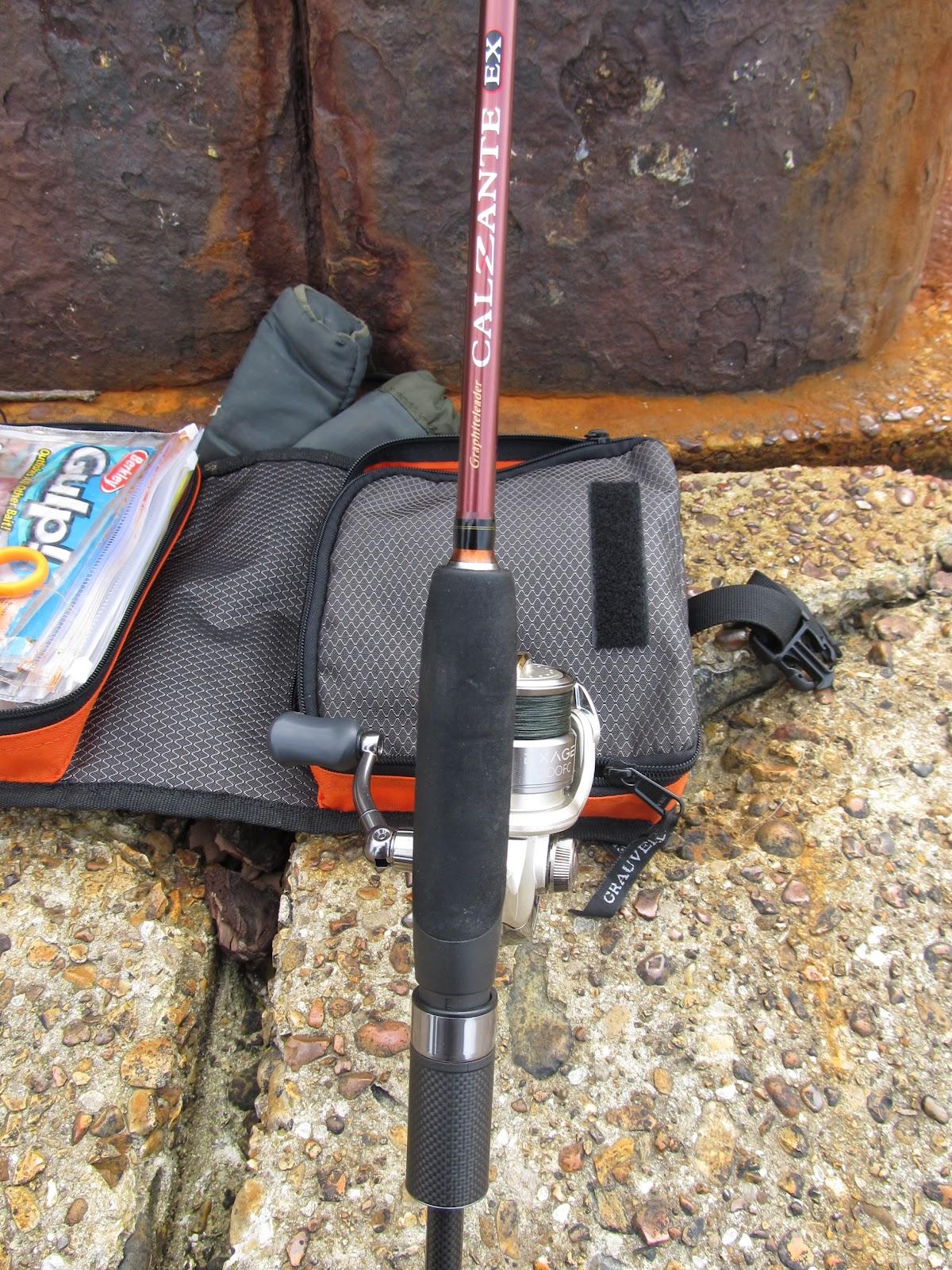 Light lure fisher light rock fishing hard rock fishing for Hard and soft fishing