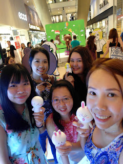 LINE FRIENDS SINGAPORE POP-UP STORE 2015 313@SOMERSET