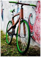 Деревянный велосипед Woobi от Маттео Цуньони (Matteo Zugnoni)