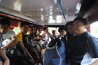 Jeep to Danao City
