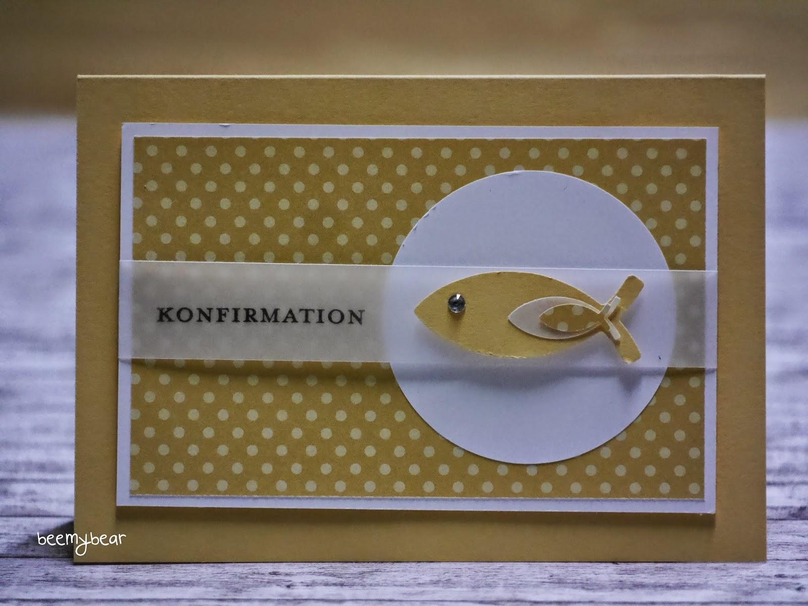Einladungskarten Richtig Selbst Gestalten So Geht S: Beemybear: Karten/Einladungen Zur Kommunion Und Konfirmation