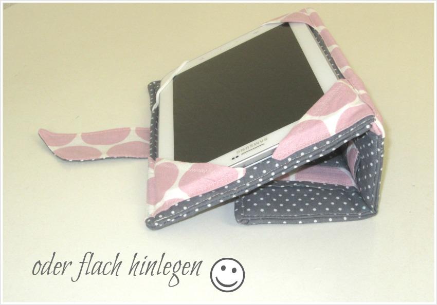 gr nstich tablet h lle n hen. Black Bedroom Furniture Sets. Home Design Ideas