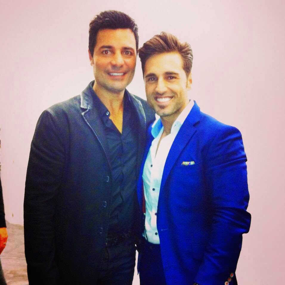 ¿Cuánto mide Chayanne? - Altura real : 1,85 - Real height 1920243_778294115549685_634004336485683934_n