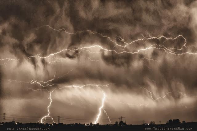 Lightning, Storm, Brontophobia,