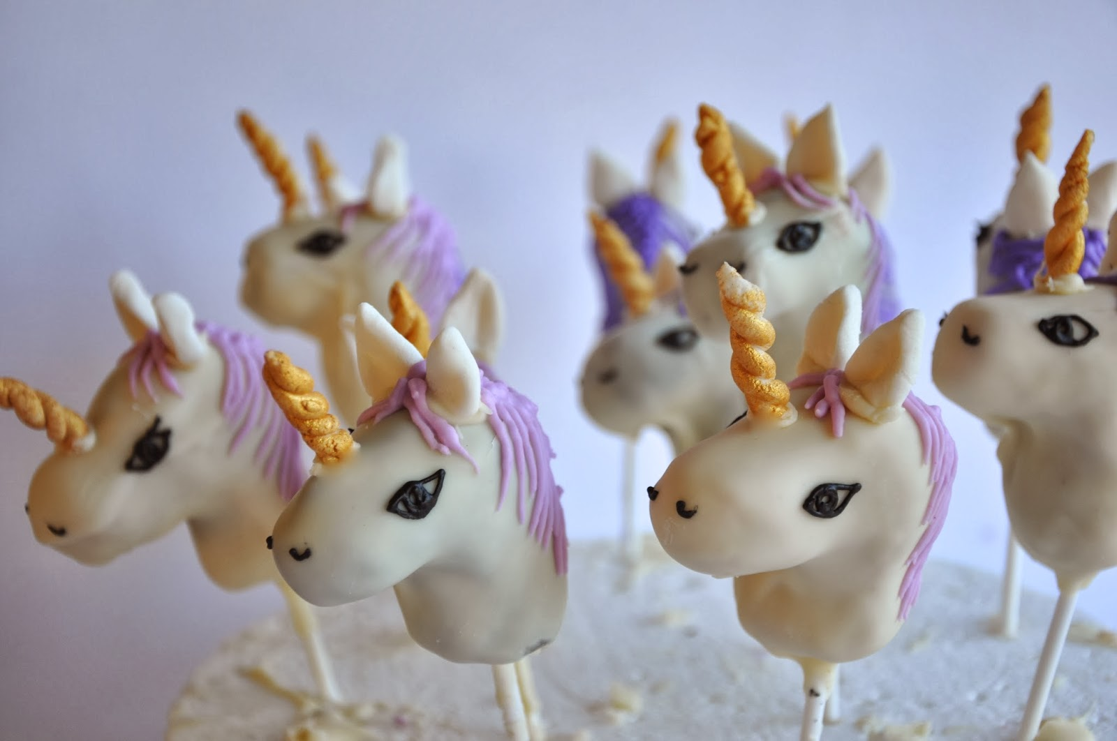 Cake pops durbanville unicorn cake pops for a kids birthday party in