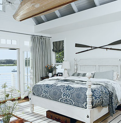 The inspired collection dreamy beach house design Beach house master bedroom ideas